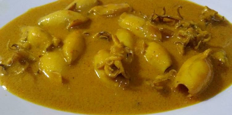 Resep Cumi Teutumeh (tumis) Khas Aceh (asli Resep Orang Aceh) Oleh Finari Kitchen