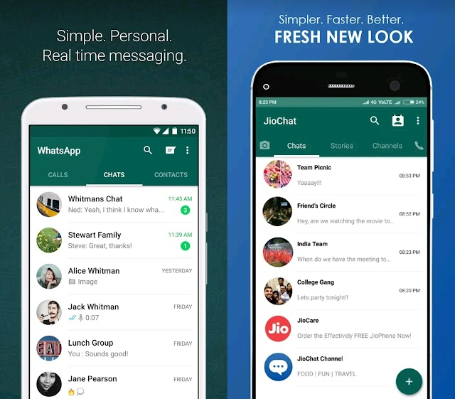 After Zoom, Jio clones WhatsApp with JioChat