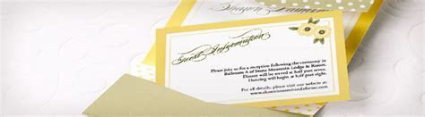 Enclosure Card Wording   MagnetStreet Weddings