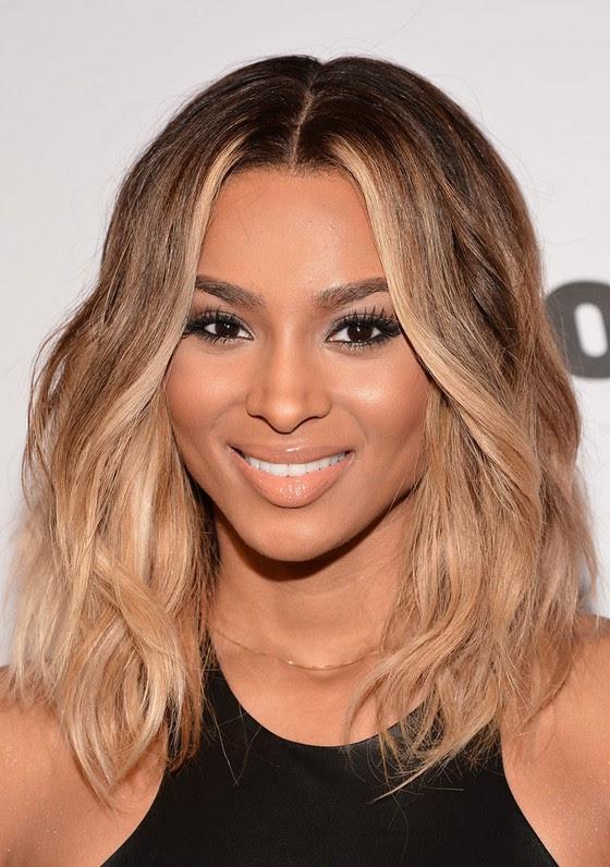 Honey Blonde Short Hairstyles For Black Women