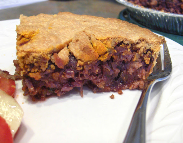 Meat And Cabbage Pie Recipe - Food.com