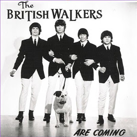 The British Walkers Are Coming