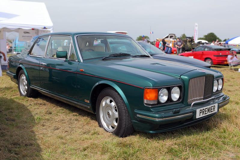 Bentley Turbo R Hooper Coupe, c1987