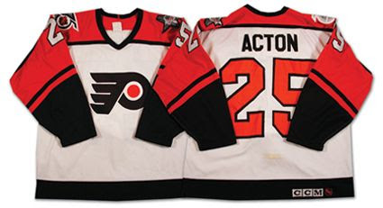 Philadelphia Flyers 91-92 jersey