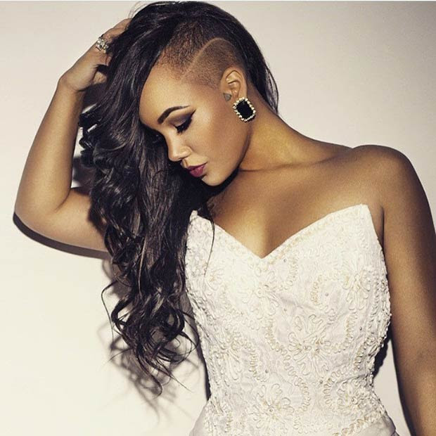 Exceptional Shaved Hairstyles For Women Popular Hairstyle