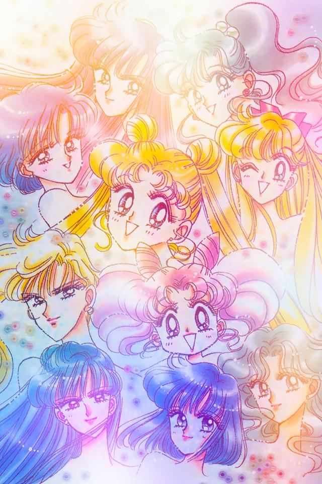 Sailor Moon Wallpaper for iPhone - WallpaperSafari