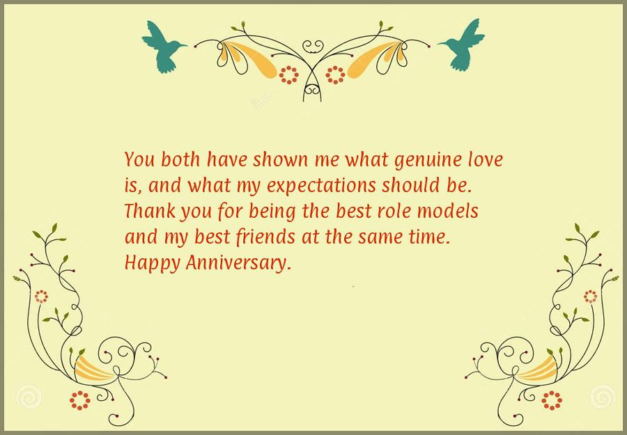 The Best 25th Wedding Anniversary Quotes For Parents In