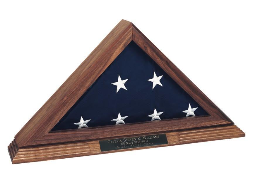 Flag Display Cases Veterans Flag Cases