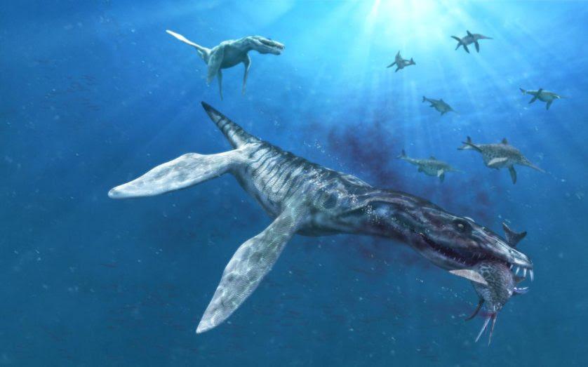 criaturas pre historicas aterrorizantes 3--
