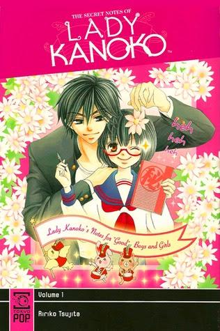 The Secret Notes of Lady Kanoko, Volume 1