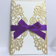 Wedding Invites,Invitation Business Card Blue Star Laser