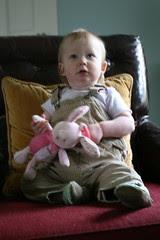Moira at 1 year old