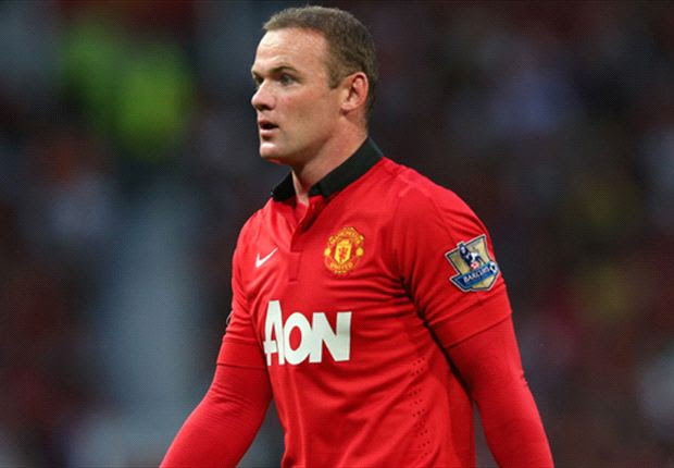 Rooney a doubt for Liverpool clash with head injury