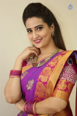 Manjusha Stills - 8 of 42