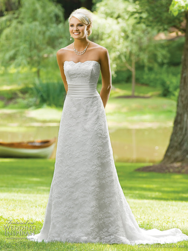 For more wedding gowns from this collection click here