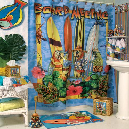 Kids Beach Bathroom Decor Dream Bathrooms Ideas