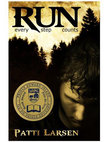 Run (The Hunted: Book One) by Patti Larsen