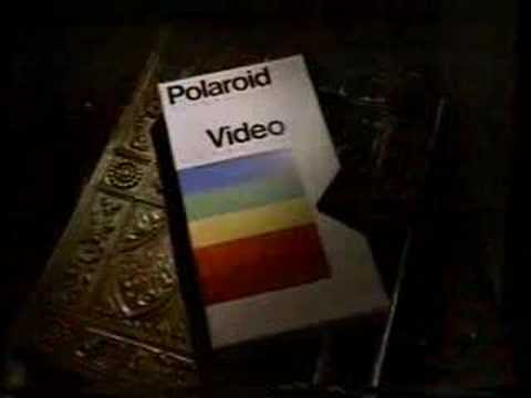 Polaroid con Vincent Price