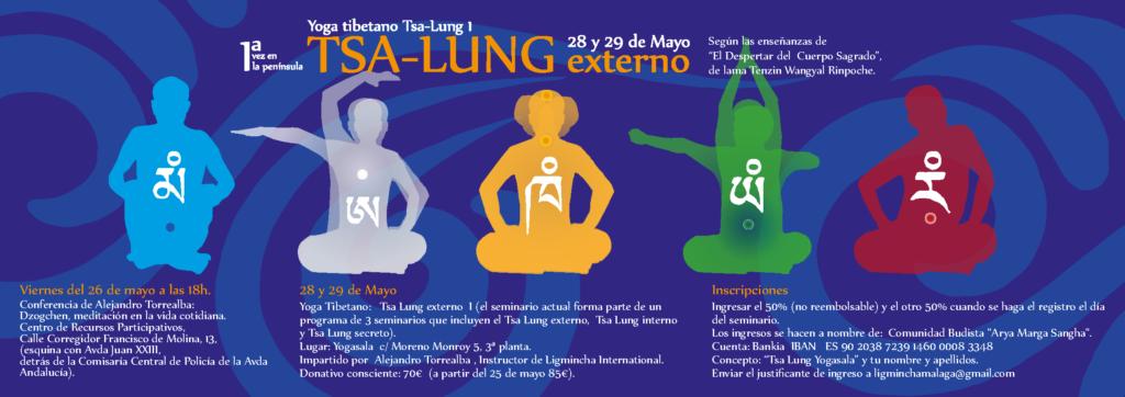 Meditación budista bon en Yogasala