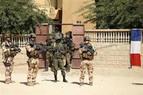 French troops to begin Mali pullout in March-foreign minister