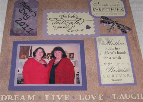 Mother Daughters Quotes For Scrapbooking