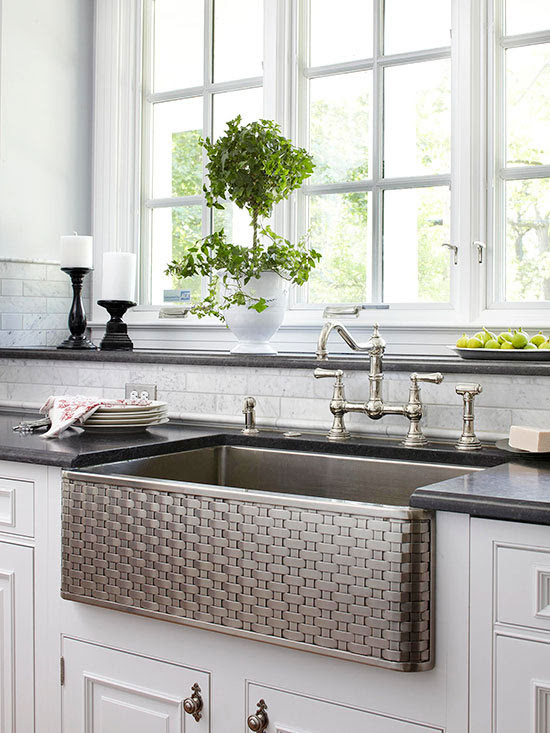 Favorite Sink from Friday Favorites | www.andersonandgrant.com