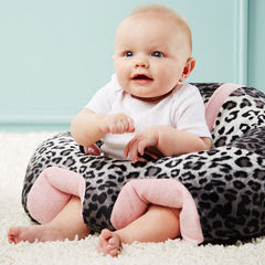Hugaboo infant support seat - Pink Snow Leopard