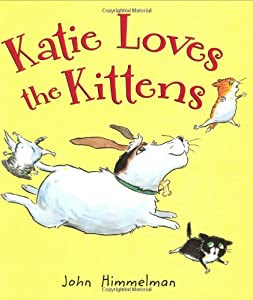 "Cover of ""Katie Loves the Kittens"""