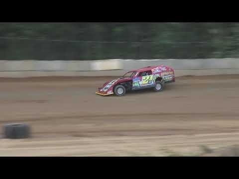 Jackson County Speedway | 6/18/21 | Modified Heat 1