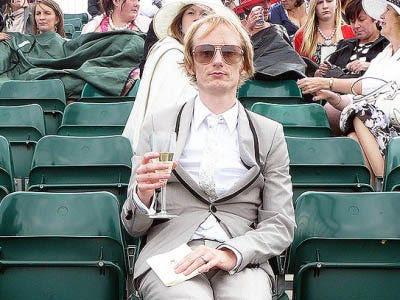 Rich Man Alone Champagne