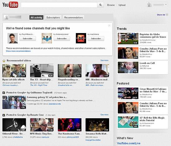 YouTube: Google vence disputa por domínios que confundiam usuários