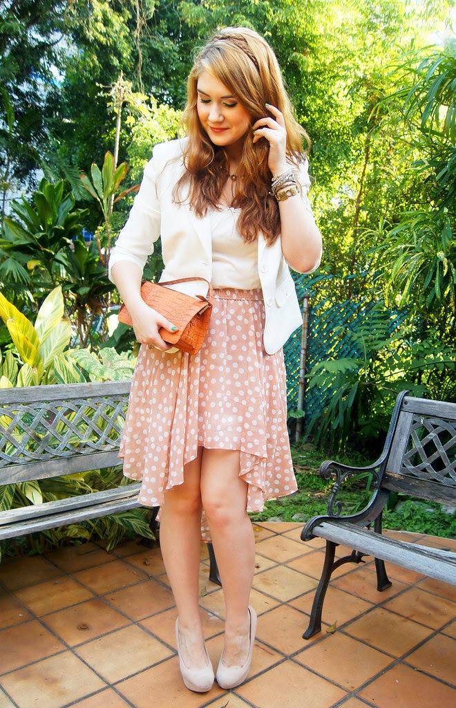 Asymmetrical skirt by The Joy of Fashion (2)