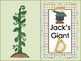 Poetry Center- Jack's Giant  Fairy Tale and Activities
