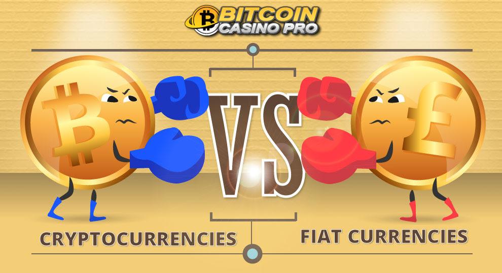 Bitcoin Vs Fiat - Bitcoin Pro