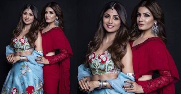 Shilpa Shetty and Raveena Tandon Reunion on the sets of Super Dancer 3, Look at the Charming Photos!