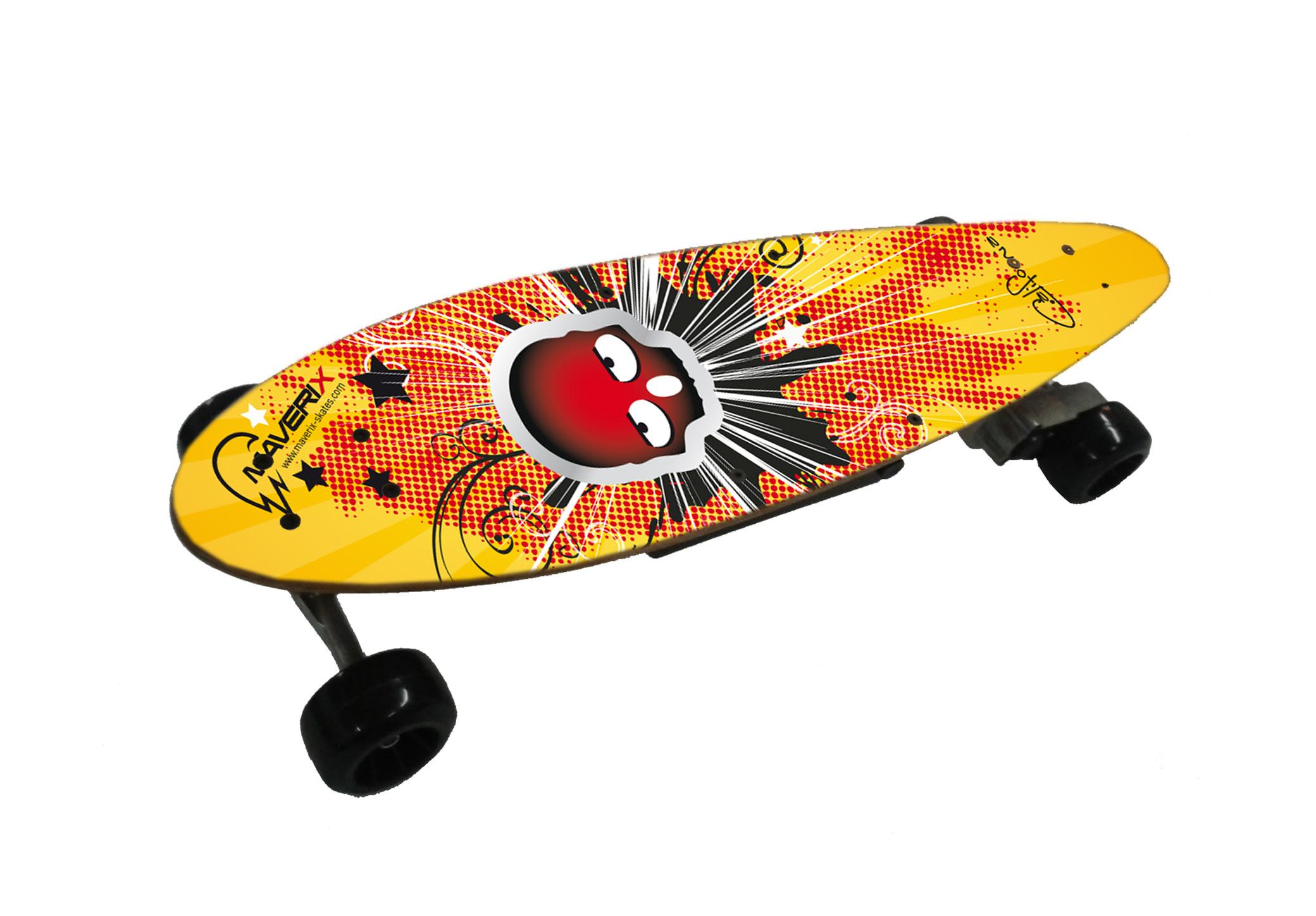 Maverix USA California 150W Electric Skateboard  Fitness \u0026 Sports  Wheeled Sports
