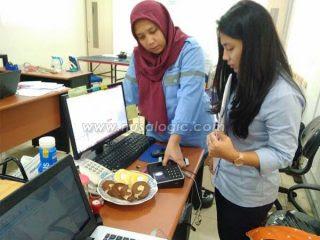 Jasa Instalasi dan Training Mesin Absensi Solution   Nusantara Teknologi CV   CCTV Access Door ...