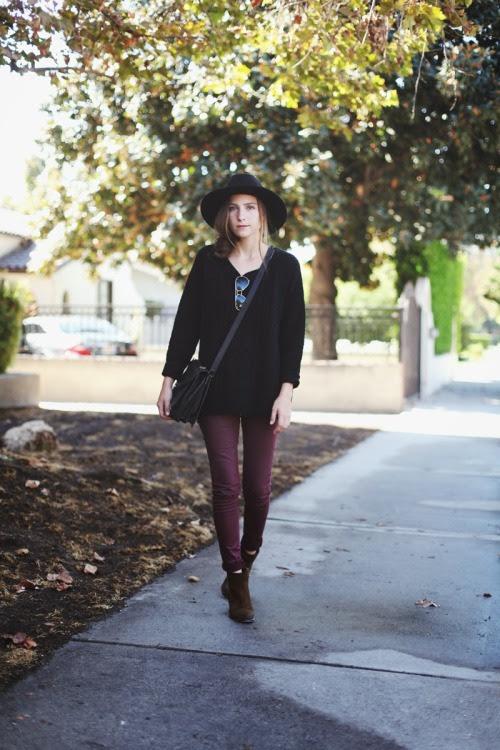 the-streetstyle:  Fall Uniformviabethanystruble