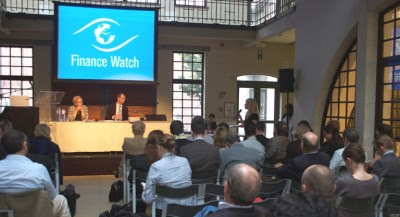 Finance Watch é uma nova organização não governamental de âmbito Europeu que tem como objectivo contribuir para a reforma da regulação financeira