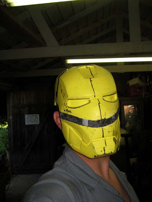 Helmet Stretching 9