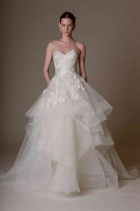 Marchesa 2016 Wedding Collection for Modish Girls