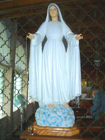 Lipa : Marie médiatrice de toutes les Grâces