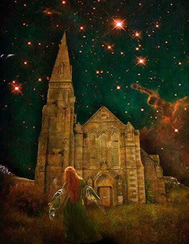 The Acholyte by Queen Be-Lynne Larkin