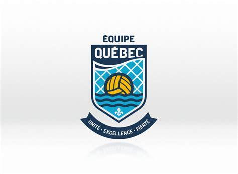 logo design  quebecs water polo team baboon