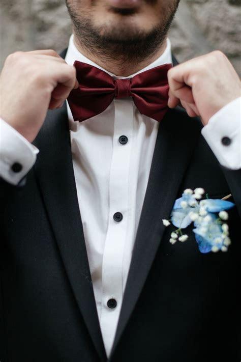 25  best ideas about Burgundy bow tie on Pinterest