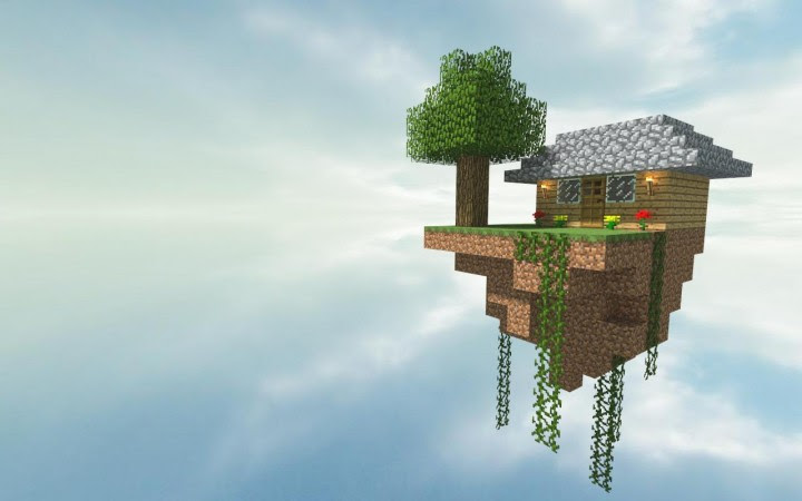 Minecraft Server Skyblock - Muat Turun z