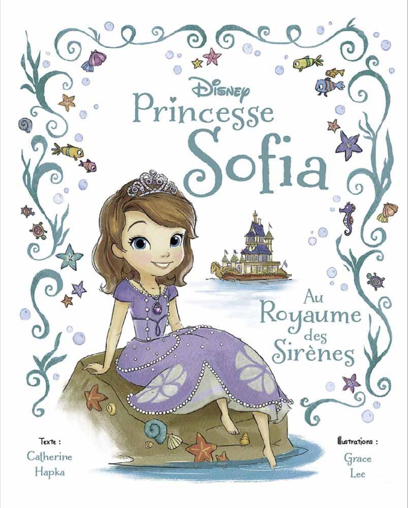 princesse Sofia album Au Royaume des sir¨nes