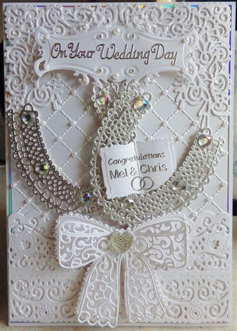 tattered lace wedding card   Lace Lace Lace   Tattered