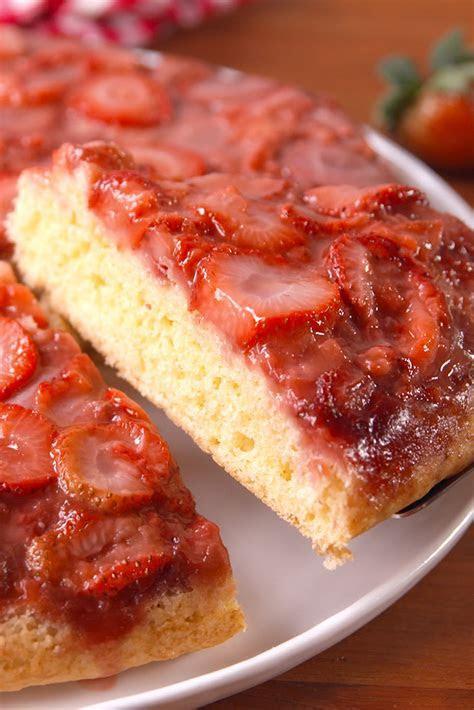 50  Easy Strawberry Desserts   Recipes for Fresh