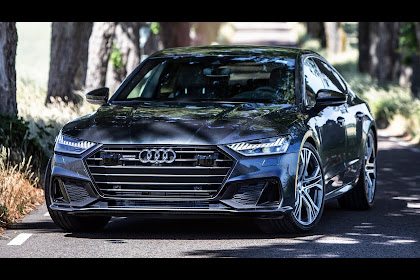 2019 Audi A7 Black Optic Package
